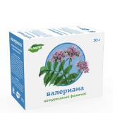 Валериана корень 50 гр, фито чай