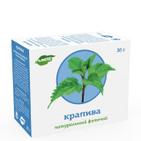Крапивы лист 30 гр, фито чай