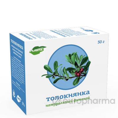 Толокнянки лист 50 гр, фито чай