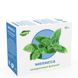 Мелиссы трава 50 гр, фито чай