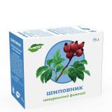 Шиповника плоды (измельченные) 75 гр, фито чай
