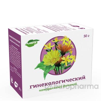 Гинекологический 50 гр, фито чай