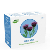 Левзея софлоровидная 30 гр, фито чай