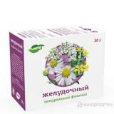 Желудочный 1,0 гр, №20, фито чай, Planta Natura