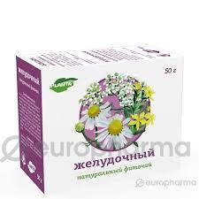 Желудочный  1 гр № 20 фита чай Planta Natura