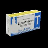 Демотон-Т конц-т д/приг.р-ра д/инфузий 10 мл № 1 амп