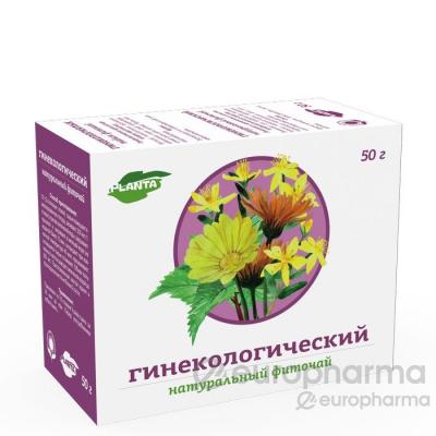 Женский ( Гинекологический) 1,0 г №20 фиточай Planta Natura