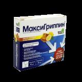 МаксиГриппин® порошок мед-лимон  5 г № 6 саше