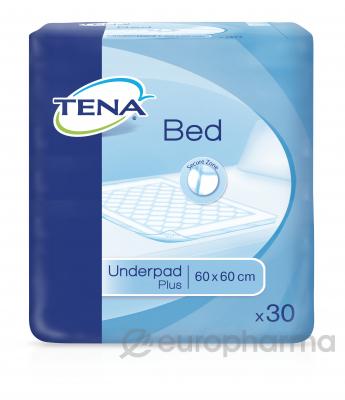 Tena простыня Bed Plus (60х60) впитывающая №30