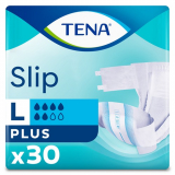 Tena подгузники Slip Plus Large (710333) №30