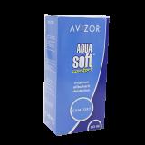 Раствор для линз Aqua Soft Comfort 120 мл, + контейнер