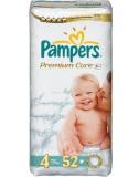 Pampers подгузники  Premium Care макси №52