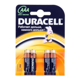 Duracell Батарейка  ААА MN2400 K4