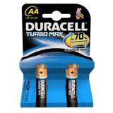 Duracell Батарейка  АА Turbo MX1500 К2