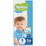 Huggies подгузники Ultra Comfort Mega 5 (12-22кг) для мальчиков 56*2