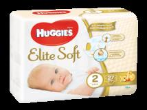 Huggies Подгузники Elite Soft  (2) Conv 27x4