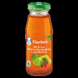 Gerber яблочно-виноградный для детей с 6 месяцев 175 мл