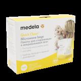 Medela Пакеты для паровой стерилиз.в микроволновке