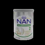 Nestle смесь Nan 2 Кисломолочный  для детей с 6 месяцев 400 г