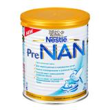 Нестле детское питание Pre Nan 12*400гр