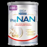 Nestle смесь Pre Nan  питание для недоношенных детей для детей с 0 месяцев 400 г