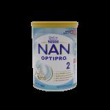 Nestle смесь Nan Optipro 2 молочная для детей с 6 месяцев 400 г