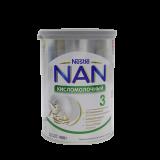 Nestle напиток Nan 3 Кисломолочный для детей с 12 месяцев 400 г
