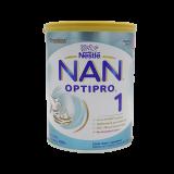 Nestle смесь Nan 1 Optipro молочная для детей с 0 месяцев 800 г