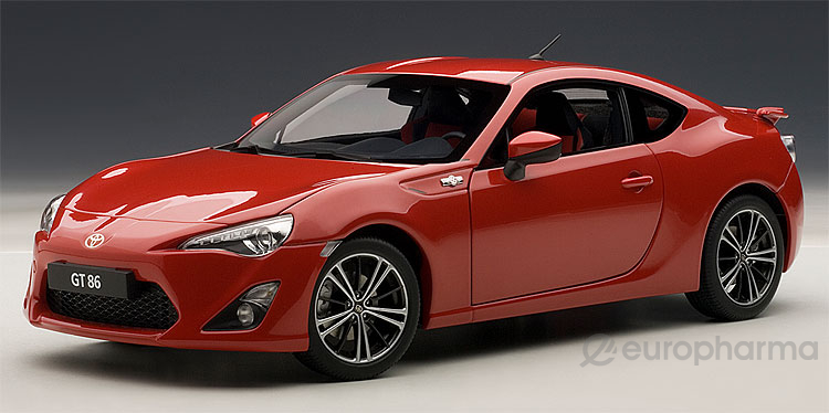 Ideal Die Cast Toyota 86 (035014 А) 5540205
