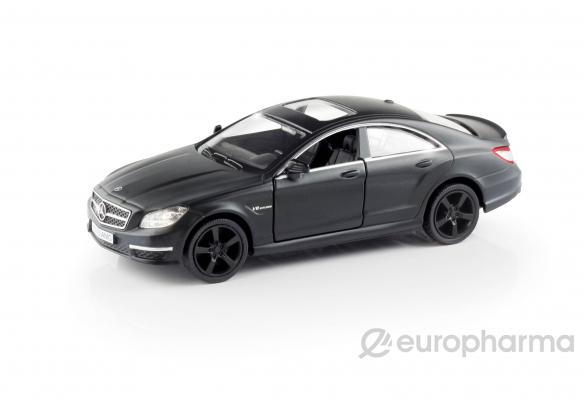 Ideal машинка Mercedes-Benz CLS63 AMG-554995 M черное мат (024011mb)
