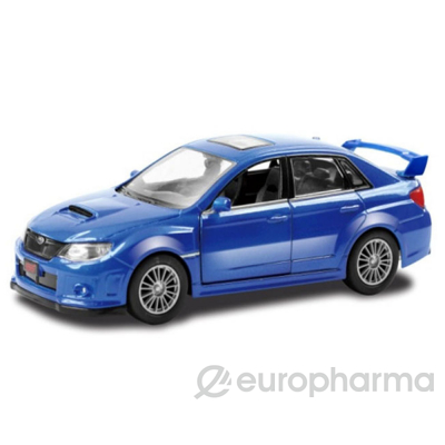 Ideal машинка Subaru WRX STI (03402431)