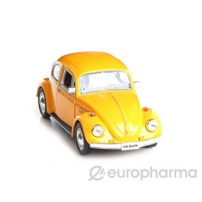 IDEAL машинка Volkswagen Битл SM-1967 металлик (036024)