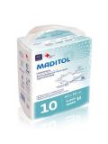 Maditol простыня гигиеническая 60*60 х10 шт
