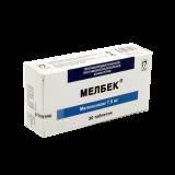Мелбек 7,5  мг № 30 табл