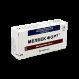 Мелбек Форт 15 мг № 30 табл