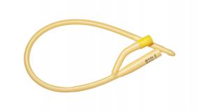 Катетер Фолея Biocare Budget 2 стерильный,одноразовый размер 20 FR/CH