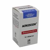 Алкосон 500 мг № 14 табл.