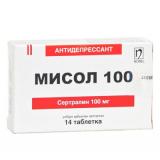 Мисол 100 мг, № 14, табл.