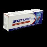 Декстанол 12,5 мг/1 гр 60г гель