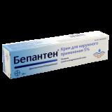 Бепантен 5% д/наруж применения 30 гр крем