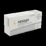 Небидо 1000 мг/4 мл раствор