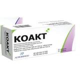 Коакт 500 мг/125 мг №20,табл
