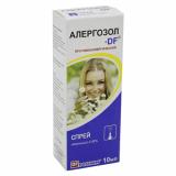 Алергозол-DF 0,06 % 10 мл спрей