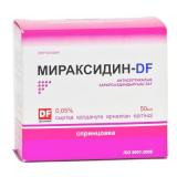 Мираксидин-DF 0,05%, 50 мл, р-р