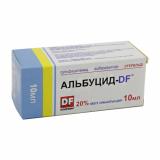 Сульфацил натрия-DF (Альбуцид) 20% 10 мл капли глазные