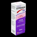 Отризол-ДF 0,05% 10 мл спрей назальный