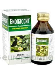 Биопассит 100 мл, сироп