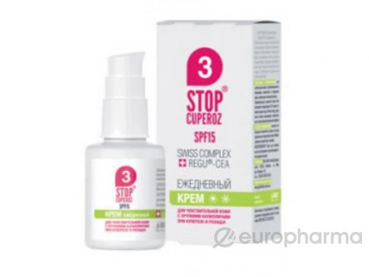 Stop Cuperoz Крем SPF15 для лица 30 мл