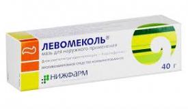 Левомеколь Антисептик 25 гр, мазь