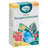 Панкреатический 50 гр, фито чай